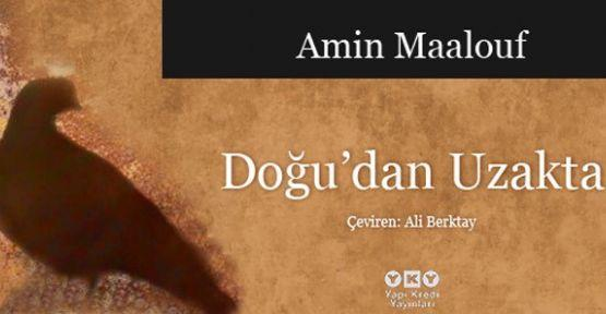Maalouf'un yeni kitabı YKY'de