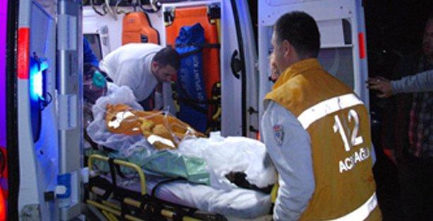 Maden ocağında grizu patlaması: 3 yaralı