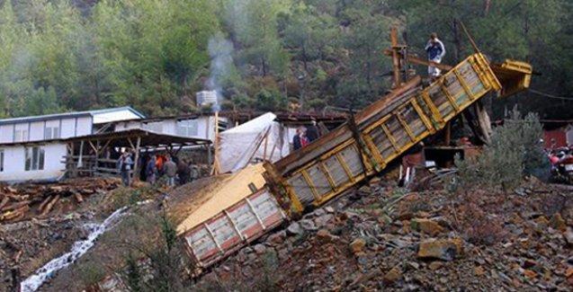 Maden ocağında yine iş cinayeti: 1 işçi yaşamını yitirdi