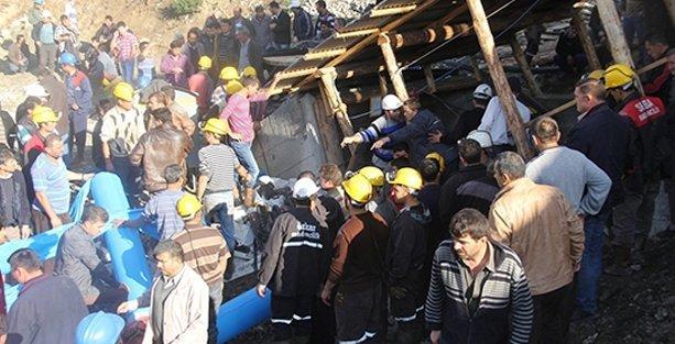 Madenden kurtulan işçi anlattı