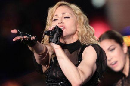 Madonna İstanbul'a geliyor