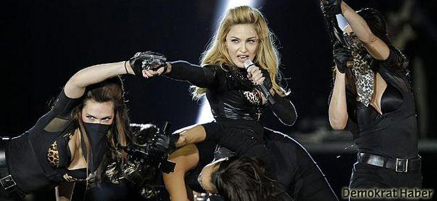 Madonna'dan Suriye tepkisi