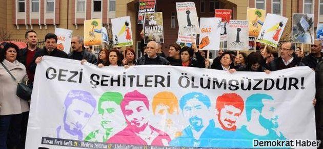 Mahkemeden Erdoğan'a: Gezi'de mağdur değilsin