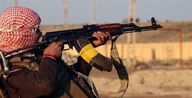 Mahmur'da şiddetli çatışma