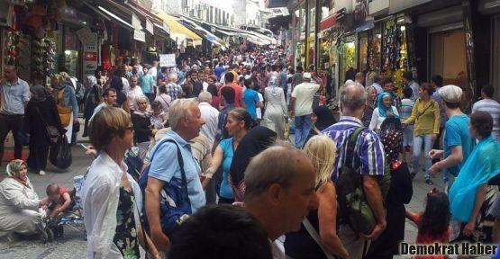 Mahmutpaşa'da 'alışveriş festivali'