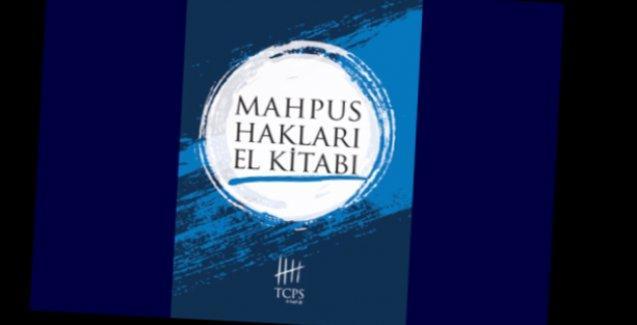 'Mahpus Hakları El Kitabı'nın tanıtımı yapıldı