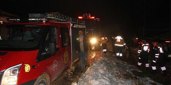 Malatya'da 2 askeri uçak düştü: 4 ölü