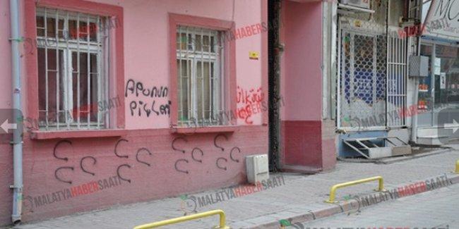 Malatya'da ülkücüler esnafı tehdit ediyor
