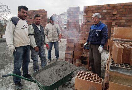 Malatya Ermeni  Mezarlığı onarılıyor