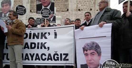 Malatyalılar hemşerileri Hrant Dink'i andı