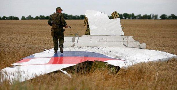 'Malezya uçağını Rusya yanlısı ayrılıkçılar düşürdü'