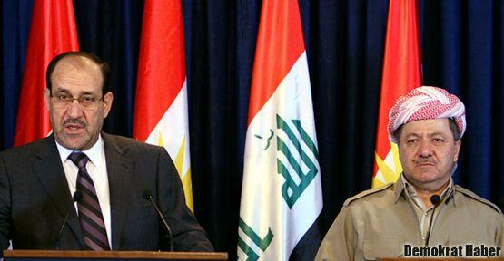 Maliki-Barzani arasında uzlaşma!