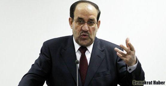 Maliki'den komşulara 'hava sahası' uyarısı