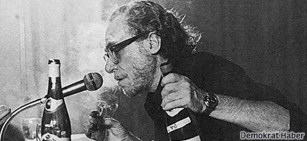 Maliye Bakanı'ndan Bukowski alıntısı