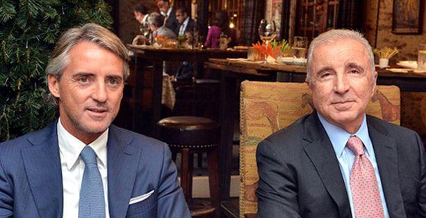 Mancini için son karar verildi