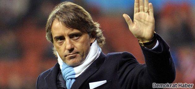 Mancini: Juventus'u yenmek kolay olmayacak