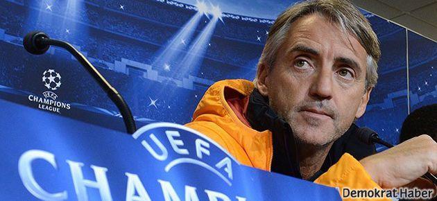 Mancini transfer istedi