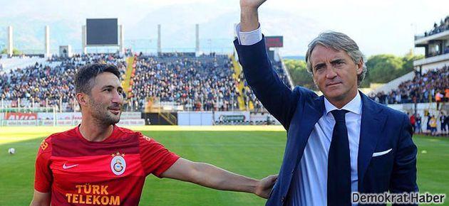 Mancini'den Sabri'ye: İtalya'da 3. ligde oynatmazlar