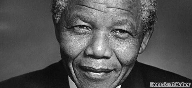 Mandela'nın yaşamı beyaz perdede