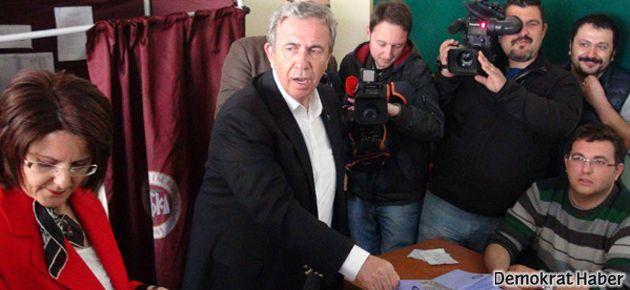 Mansur Yavaş: İlk defa CHP'ye oy verdim