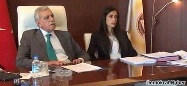 Mardin eşbaşkanlığında koltuk farkı