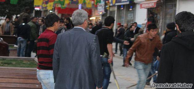 Mardin'de BDP'lilere Hüda-Par saldırısı