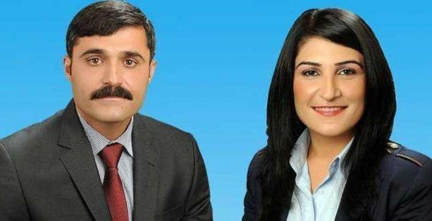 Mardin'in Kızıltepe Belediyesi Eşbaşkanları gözaltına alındı