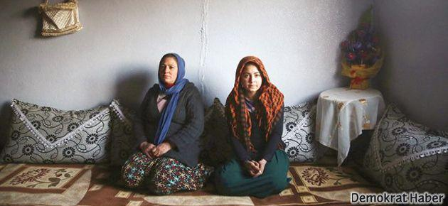 Mardinli anne ve kızı 8 Mart'ta Reuters'ta