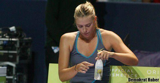 Sharapova'ya da pis suyumuzdan içirmişiz