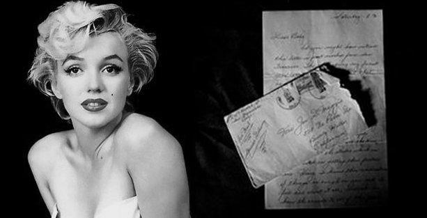 'Marilyn Monroe'un kayıp arşivi'