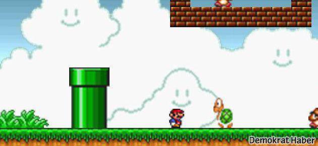 Mario flaş oyunlar