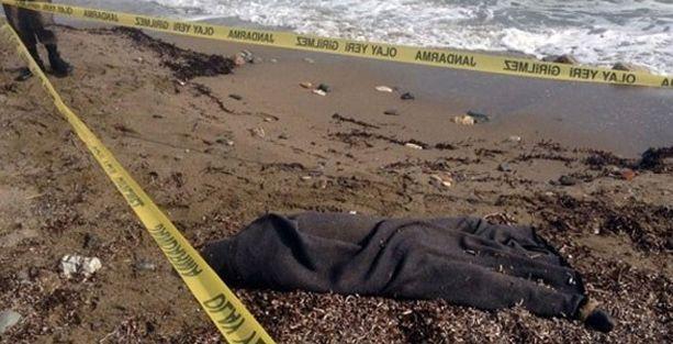 Marmara Adası sahilinde bir erkek cesedi bulundu