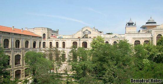 Marmara Üniversitesi'nde 17 milyon TL'lik vurgun iddiası