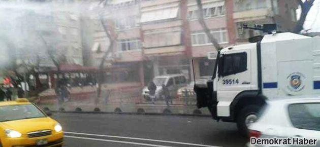 Marmara Üniversitesi'nde öğrencilere saldırı