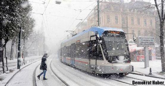 Marmara'ya kar ve rüzgar uyarısı
