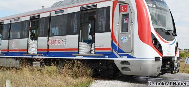 Marmaray'da 460 milyon Euro'luk yanlış hesap