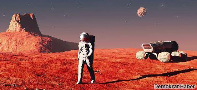 Mars'ta sevişmek serbest, çocuk yapmak yasak