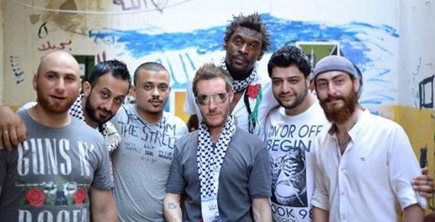 Massive Attack'ten Filistin'e destek konseri