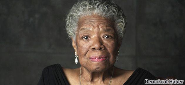Maya Angelou'ya yaşam boyu başarı ödülü