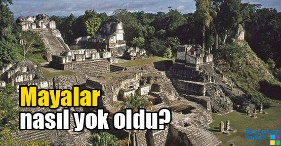 Mayalar nasıl yok oldu?
