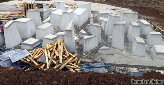 Mazgirt'e 38' Anıt Mezarı!
