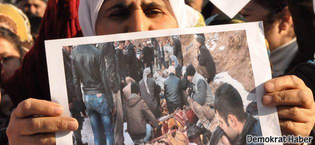 Mazlum-Der: Katiller AK'landı, Roboski karanlıkta