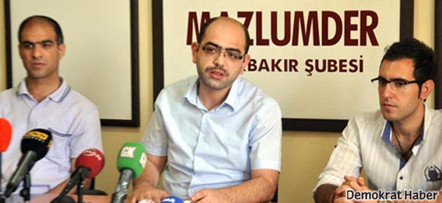 Mazlum-Der: Diyarbakır Valisi gerçeği yansıtmıyor