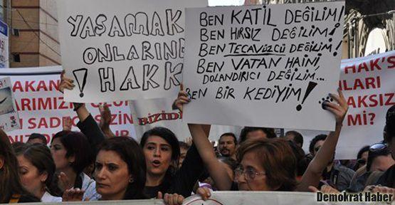 'Meclis boşalsın barınak yapılsın'