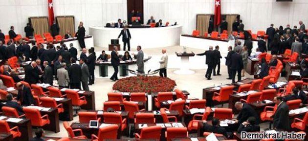 Meclis 'Çözüm Komisyonu' da resmen kuruldu
