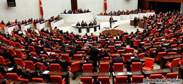 Meclis erken açılıyor