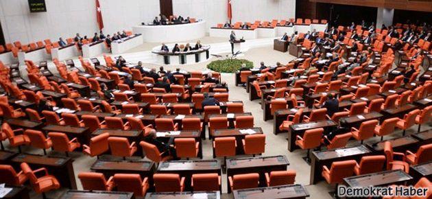 Meclis fezleke için olağanüstü toplanıyor