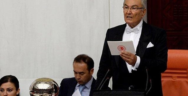 Meclis'te yemin töreni başladı...Baykal'dan cemaat vurgusu