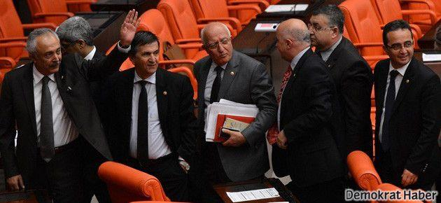 Meclis'te 'Çözüm süreci komisyonu' kuruldu