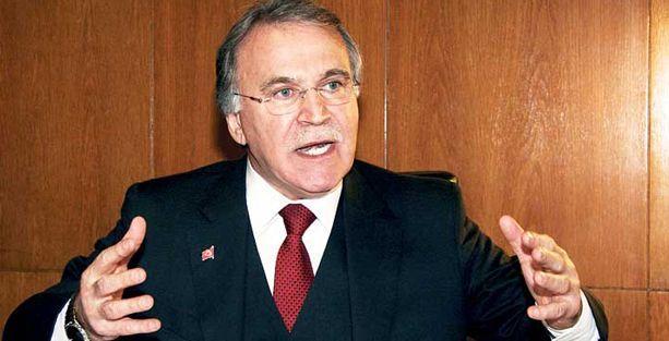 Mehmet Ali Şahin: İsrail Ortadoğu'da çıbanbaşıdır